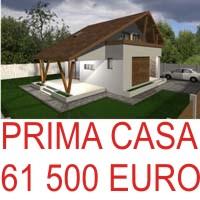 Prima casa doar 61500Euro