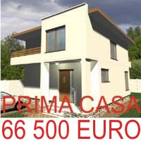 Prima casa doar 66500Euro