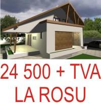 Casa la rosu - 24500+TVA