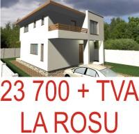 Casa la rosu - 23700+TVA